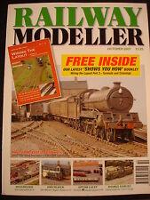 Railway Modeller Oct 2007 Haslingden, Dreckleigh, Upton Lacey, Knutsford