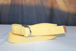 HOLLIDAY & BROWN 42 - 44 Special RE-EDITION Made in Italy Belt Poly Blend D-RING