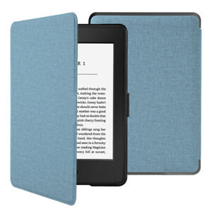"""Leather Smart Case Cover For Amazon Kindle 10th Gen 2019 6"""" Paperwhite 4/3/2/1"""