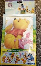 Winnie the Pooh Pegatinas De Pared Nuevo Y En Caja