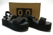 365e1a97918 Coolway sandalias con Plataforma mujer negro talla 38 / 24 cm verano