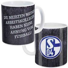 FC Schalke 04 Kaffeebecher Silber