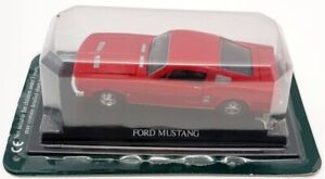 Altaya 1/43 Scale Model Car IR22 - Ford Mustang - Red
