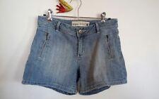 Just Jeans denim shorts size 8 VGC