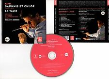 "Maurice RAVEL ""Daphnis Et Chloé / La Valse"" (CD) Philippe Jordan 2015"