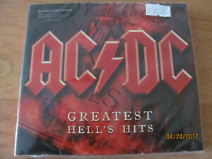 ac/dc greatest hells  hits 2  cd  rare