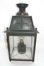 ANCIENNE GROSSE LAMPE LANTERNE GARE CHEMIN DE FER TRAIN LOCOMOTIVE POYARD SNCF