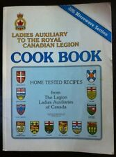 Ladies Auxiliary to the Royal Canadian Legion Cook