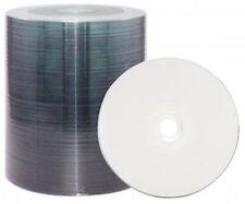 100x CD Rohlinge full Printable Bedruckbar CD-R 700MB 80min teilmetallisiert