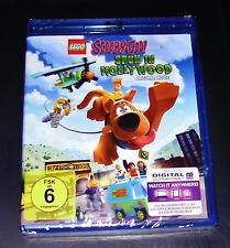 LEGO SCOOBY DOO! SPUK IN HOLYWOOD BLU RAY SCHNELLER VERSAND NEU & OVP