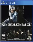 Mortal Kombat XL (PlayStation 4, 2016) US/Canada Version - Brand NEW!
