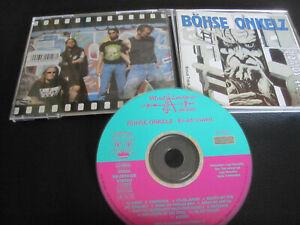 Böhse Onkelz - Es ist soweit ( Metal Enterprises )  Seltene Ausgabe - RAR !!! CD