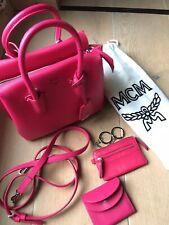 Rosa MCM Damentaschen günstig kaufen | eBay