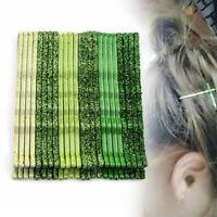 Hair Accessories Girls Headwear Wavy Hair Clips Glitter Bobby Pins Barrettes