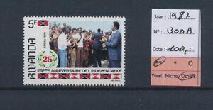LO17290 Rwanda 1987 anniversary independence fine lot MNH cv 100 EUR