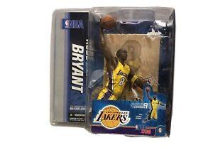 Kobe Bryant Los Angeles Lakers McFarlane Series 9 NBA Vintage Action Figure 2005