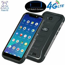 Unlocked 4G LTE Rugged Android Smartphone Mobile Cell Phone Waterproof Face ID