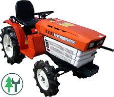Traktor Schlepper Allrad Kubota B1400 gebraucht neu lackiert und überholt