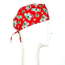 Peanuts Gang Snoopy Love & Peace Theme Scrub Hat