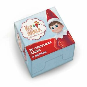 Elf On The Shelf Christmas Multipack of 30 Cards