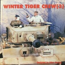 Jaguar Models - 1/35 Winter Tiger Crew (3 Resin figures) - 63034