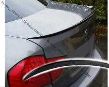 BMW E90 Tuning SCHWARZ Heckspoiler Abrisskannte Spoiler Apron Bodykit Karosserie