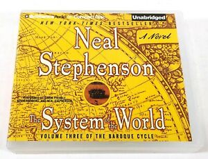 Neal Stephenson The Systems Of The World Volume Three Brilliance Audio E331