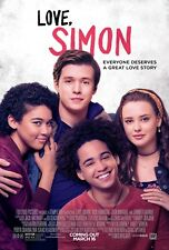 Love, Simon Movie Poster (24x36)-Nick Robinson, Jennifer Garner, Josh Duhamel v1