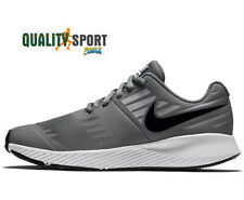 low priced 1b229 9c7ed Nike Star Runner Grigio Scarpe Shoes Ragazzo Sportive Palestra 907254 006  2019