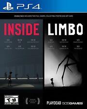 Interior/Limbo Doble Pack Sony Playstation 4