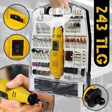 Mini-Schleifer Set Schleifmaschine Geradschleifer Multifunktionswerkzeug zubehör