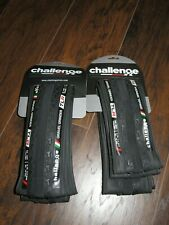 *NEW* Pair 2 CHALLENGE Gravel Grinder TLR Tubeless Clincher Road Tires 700 x 38