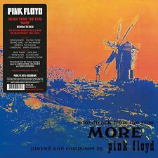 Pink Floyd - More 180 Gr Vinyl Jun-2016, Sony Music Reissue SEALED Free Ship