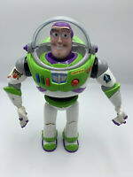 "12"" Talking Buzz Lightyear Disney Store - ANDY Under Foot"