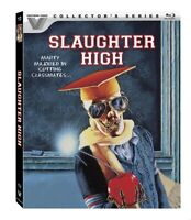 Slaughter High Blu-ray - Vestron Video Collector's Series #12 - Inc. Slipcover
