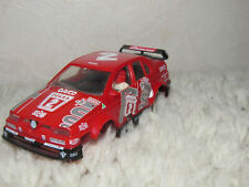 10,8 cm slot car Alfa Romeo #2 Dekra Carrera. Coupe only, w/driver