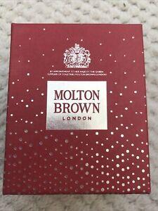 Molton Brown London Mesmerising Oudh Accord & Gold Festive Bauble BNIB Xmas Tree