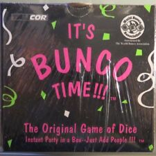 It's Bunco Time Game, Up To 12 Players,  4100133 (B7)