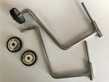 Royale Biemme Flyscreen Brackets for Lambretta Series Two 2 TV175 Li150