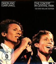 The Concert in Central Park, 1 Audio-CD + 1 DVD (Deluxe Edition)