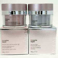 Mary Kay TimeWise Repair™Day Cream SPF 30 & Night Treatment with Retinol Set OVP