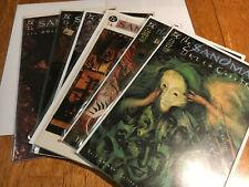 Sandman Neil Gaiman - Lot 1 issues 12, 13, 15-17, 20