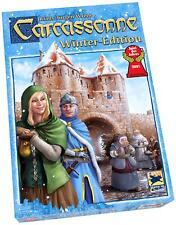 Carcassonne: Winter Edition [Board Game Z Man Games Asmodee City Building] NEW