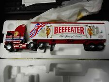 Matchbox Collectibles - Beefeater Gin Freight liner Truck