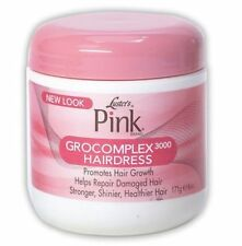 LUSTER'S PINK GROCOMPLEX3000 HAIRDRESS/FAST HAIR GROWTH CREAM 170g