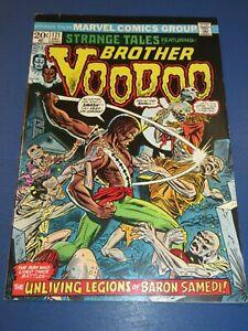 Strange Tales #171 Bronze age Brother Voodoo Fine