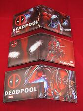 New Marvel Superhero Wallet Deadpool * 3 Designs *