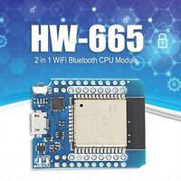 2 in 1 WiFi Bluetooth CPU Module MINI KIT ESP32 Development Board Module