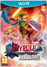 Hyrule Warriors (The Legend of Zelda Spin-off) Nintendo WII U IT IMPORT NINTENDO