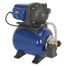 WPB050 Sealey Surface Mounting Booster Pump 50ltr/min 230V [Water Pumps]